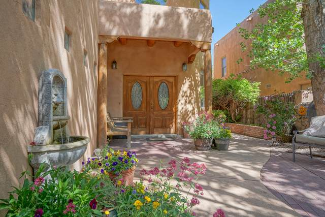 2912 Calle De Paloma NW, Albuquerque, NM 87104 (MLS #991854) :: Campbell & Campbell Real Estate Services