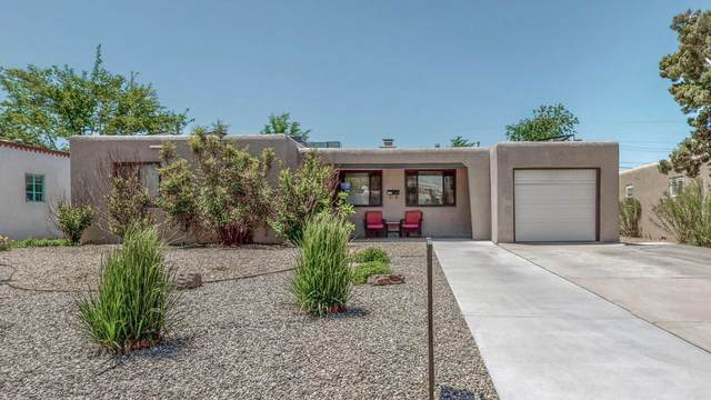 1849 Florida Street NE, Albuquerque, NM 87110 (MLS #991856) :: Berkshire Hathaway HomeServices Santa Fe Real Estate