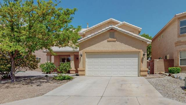 8708 Placer Creek Court NE, Albuquerque, NM 87113 (MLS #991882) :: Campbell & Campbell Real Estate Services