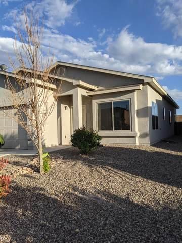 2821 Wilder Loop Loop NE, Rio Rancho, NM 87144 (MLS #991884) :: The Buchman Group