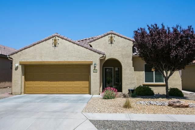 9624 Monolith Drive NW, Albuquerque, NM 87114 (MLS #991889) :: The Buchman Group