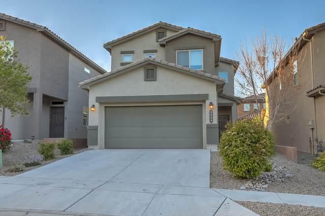 8809 Zephyr Place NW, Albuquerque, NM 87120 (MLS #991891) :: Sandi Pressley Team