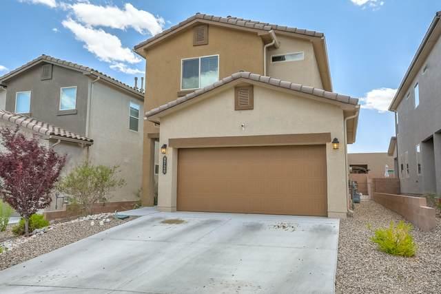 8720 Warm Wind Place NW, Albuquerque, NM 87120 (MLS #991893) :: Sandi Pressley Team