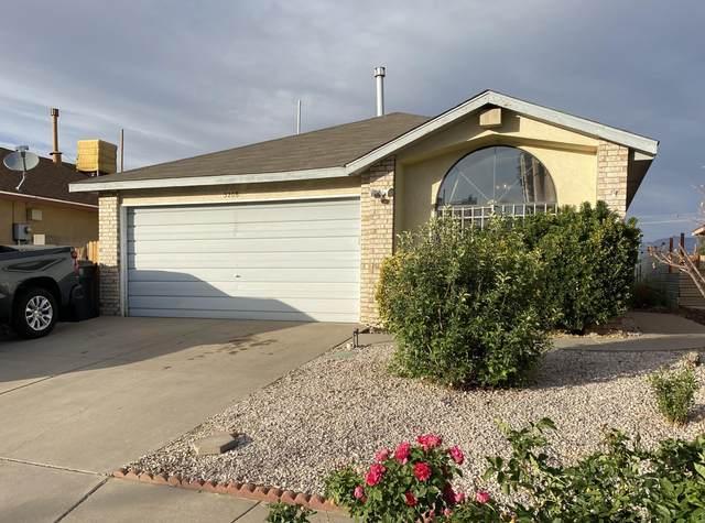 5208 Bogart Street NW, Albuquerque, NM 87120 (MLS #991894) :: Sandi Pressley Team