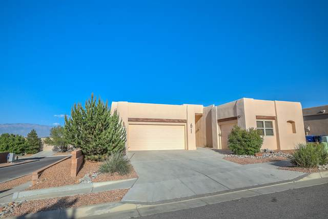 4604 Mijas Drive NW, Albuquerque, NM 87120 (MLS #991896) :: Sandi Pressley Team