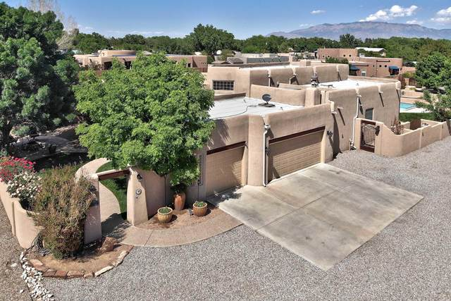 2236 Rio Grande Boulevard NW, Albuquerque, NM 87104 (MLS #991902) :: Campbell & Campbell Real Estate Services