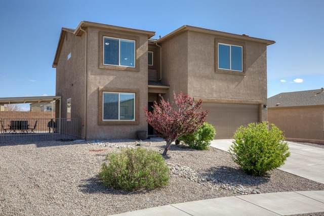 249 Landing Trail NE, Rio Rancho, NM 87124 (MLS #991903) :: The Buchman Group
