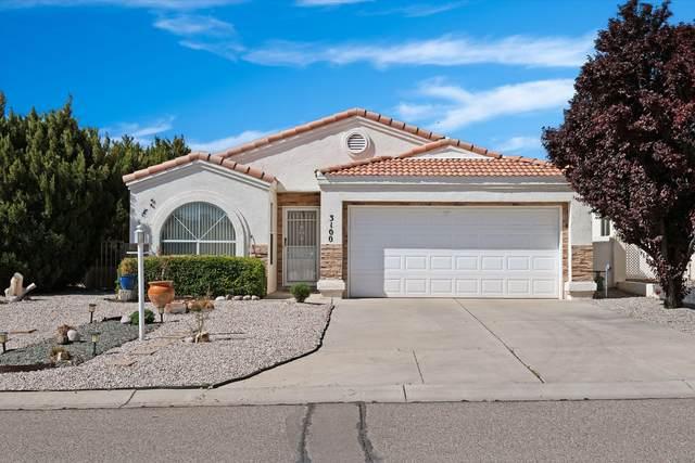 3100 Calle Suenos SE, Rio Rancho, NM 87124 (MLS #991910) :: The Buchman Group