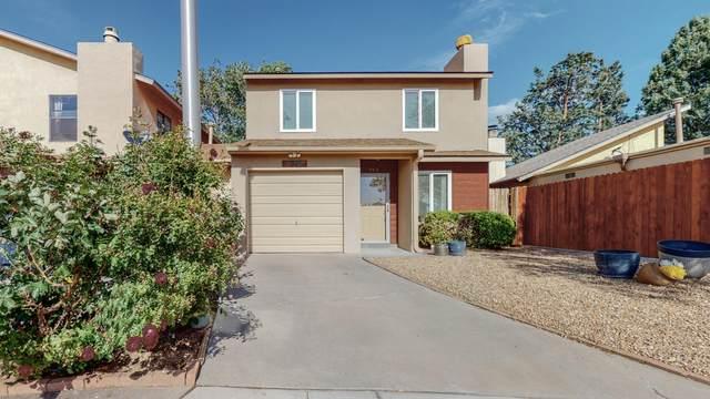 770 Metro Lane NE, Albuquerque, NM 87123 (MLS #991915) :: The Buchman Group