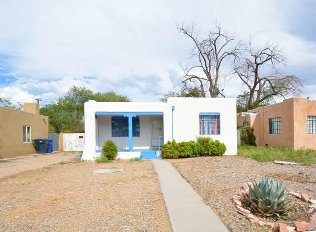 442 Carlisle Boulevard NE, Albuquerque, NM 87106 (MLS #991923) :: The Buchman Group