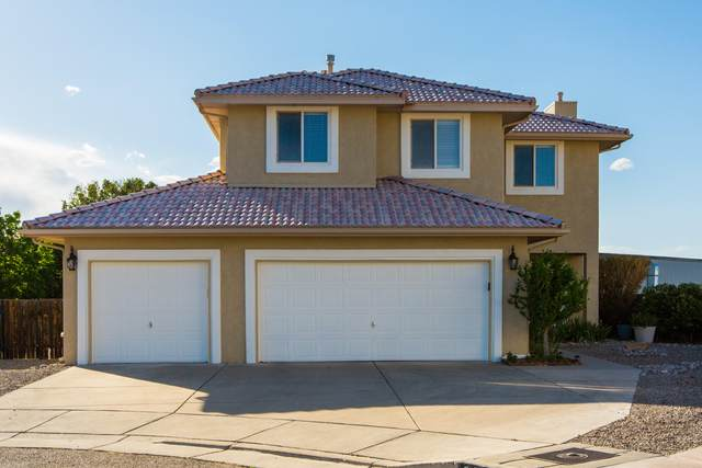6101 Rancho Del Rey Road NE, Albuquerque, NM 87113 (MLS #991957) :: Campbell & Campbell Real Estate Services