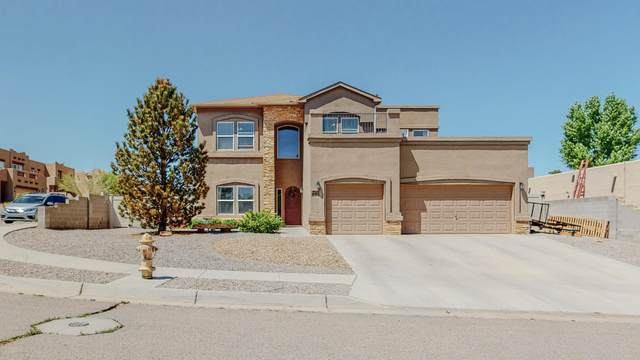 5422 Roosevelt Loop NE, Rio Rancho, NM 87144 (MLS #991959) :: Campbell & Campbell Real Estate Services