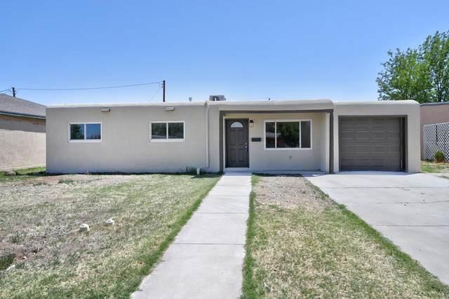 1007 Esperanza Drive, Belen, NM 87002 (MLS #991988) :: Campbell & Campbell Real Estate Services