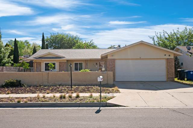 7612 Roberts Street NE, Albuquerque, NM 87109 (MLS #991998) :: Campbell & Campbell Real Estate Services