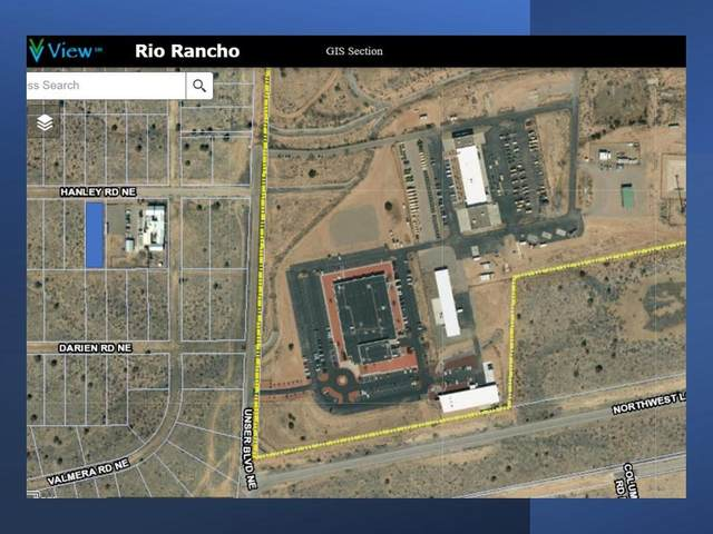 4000 Hanley Road NE, Rio Rancho, NM 87144 (MLS #992010) :: Campbell & Campbell Real Estate Services