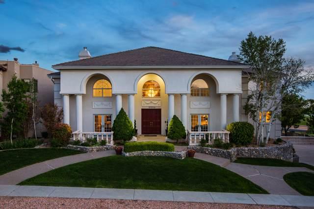 11504 Zinfandel Avenue NE, Albuquerque, NM 87122 (MLS #992019) :: Campbell & Campbell Real Estate Services
