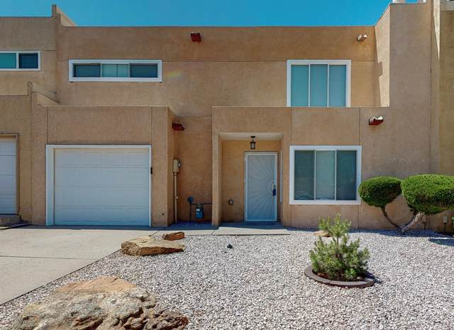 13412 Panorama Loop NE, Albuquerque, NM 87123 (MLS #992064) :: Campbell & Campbell Real Estate Services