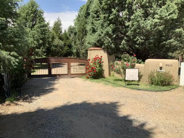 8615 Rio Grande Boulevard NW, Los Ranchos, NM 87114 (MLS #992066) :: Campbell & Campbell Real Estate Services