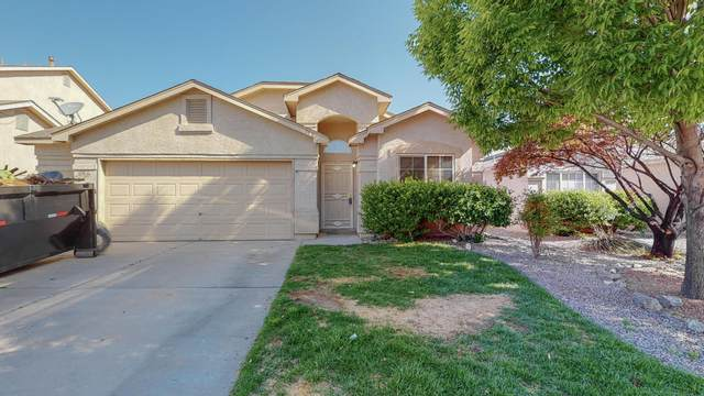 705 Morning Meadows Drive NE, Rio Rancho, NM 87144 (MLS #992150) :: Berkshire Hathaway HomeServices Santa Fe Real Estate