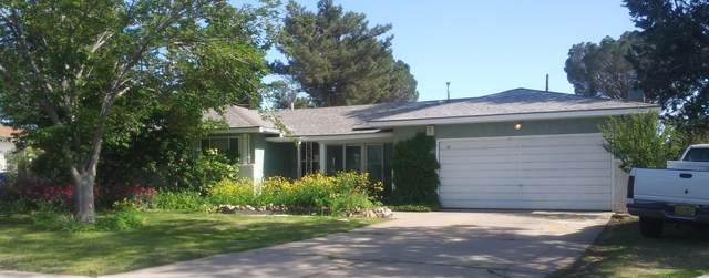 6508 Dodd Place NE, Albuquerque, NM 87110 (MLS #992154) :: Berkshire Hathaway HomeServices Santa Fe Real Estate