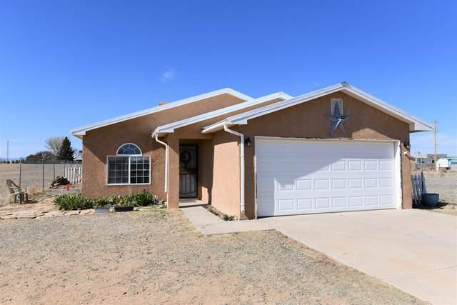 815 Lahaina Avenue, Moriarty, NM 87035 (MLS #992156) :: Berkshire Hathaway HomeServices Santa Fe Real Estate