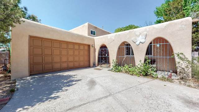 14113 Grand Avenue NE, Albuquerque, NM 87123 (MLS #992164) :: Campbell & Campbell Real Estate Services