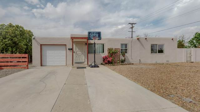 1201 Arvilla Avenue NW, Albuquerque, NM 87107 (MLS #992184) :: Campbell & Campbell Real Estate Services