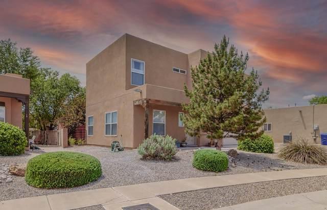 2652 Sarita Avenue NW, Albuquerque, NM 87104 (MLS #992189) :: Campbell & Campbell Real Estate Services