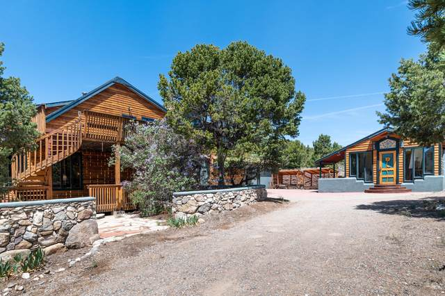 155 Laguna Vista Trail, Sandia Park, NM 87047 (MLS #992209) :: Campbell & Campbell Real Estate Services
