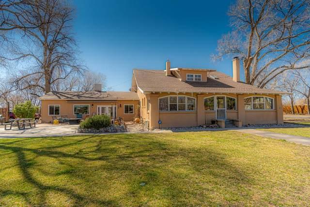 107 Santa Fe St & Luna St Land SE, Los Lunas, NM 87031 (MLS #992463) :: Campbell & Campbell Real Estate Services