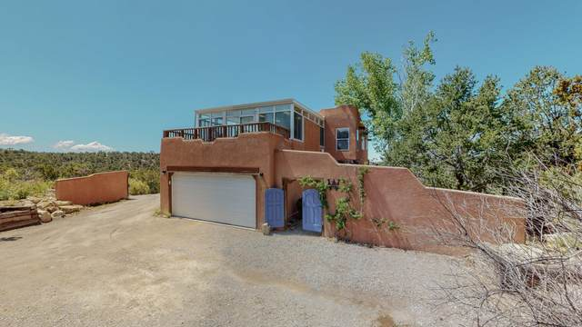 214 Pinon Trail, Cedar Crest, NM 87008 (MLS #992496) :: Campbell & Campbell Real Estate Services