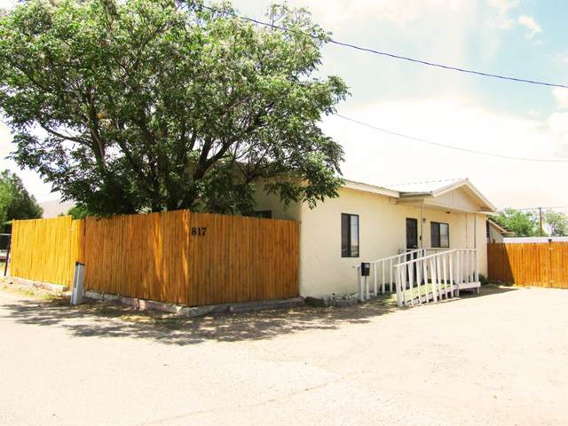 817 Padilla Place, Socorro, NM 87801 (MLS #992564) :: Sandi Pressley Team
