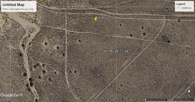 212 Wellington Dr (U22 B51 L9) NE, Rio Rancho, NM 87144 (MLS #992603) :: Sandi Pressley Team