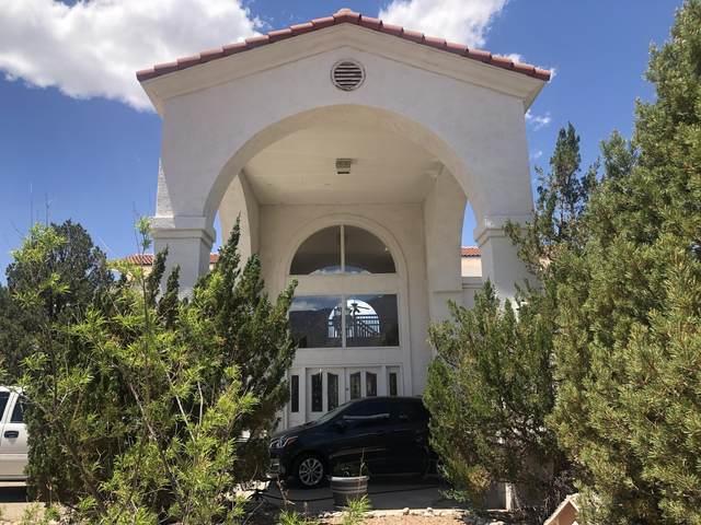 9520 Modesto Avenue NE, Albuquerque, NM 87122 (MLS #992680) :: The Buchman Group