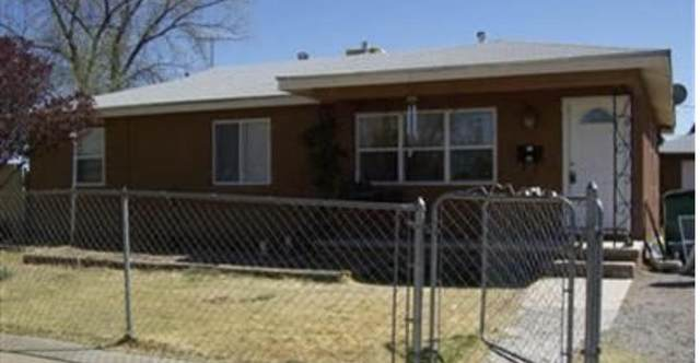 119 Rosedale, Belen, NM 87002 (MLS #992755) :: Berkshire Hathaway HomeServices Santa Fe Real Estate