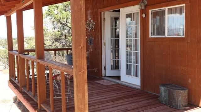 82 Highlands Trail, Datil, NM 87821 (MLS #992818) :: Sandi Pressley Team