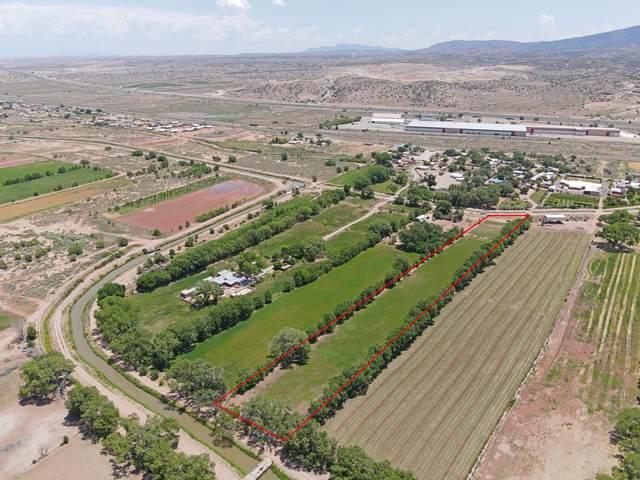 Llanito Road, Bernalillo, NM 87004 (MLS #992870) :: Campbell & Campbell Real Estate Services