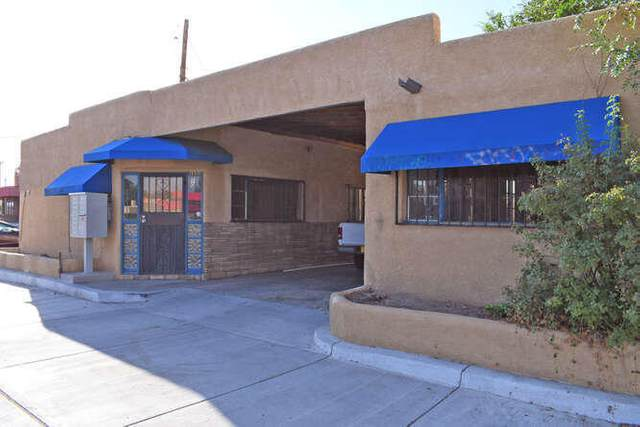 4600 Central Avenue SW, Albuquerque, NM 87105 (MLS #992896) :: Campbell & Campbell Real Estate Services