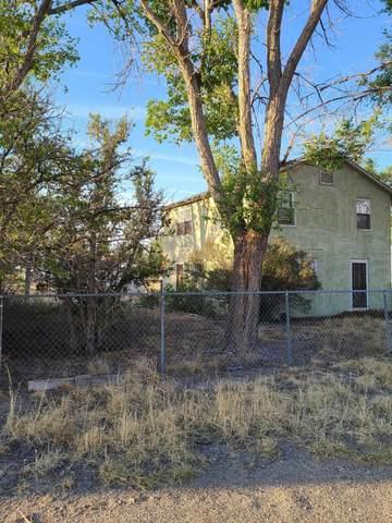 983 Hwy 41, Estancia, NM 87016 (MLS #992904) :: Berkshire Hathaway HomeServices Santa Fe Real Estate