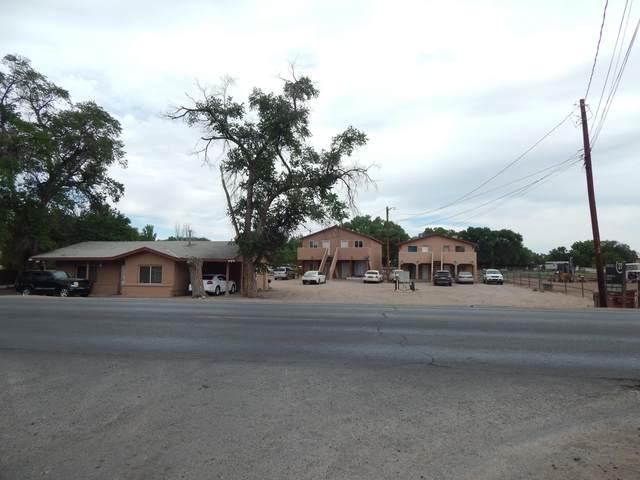 75 El Cerro Loop, Los Lunas, NM 87031 (MLS #992916) :: Keller Williams Realty