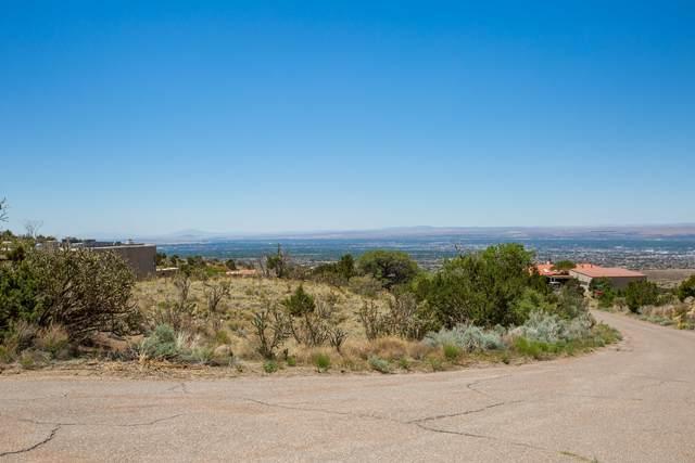 15 La Cueva Trail NE, Albuquerque, NM 87122 (MLS #992925) :: Keller Williams Realty