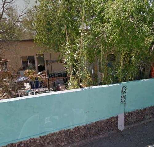 602 Nicholas, Socorro, NM 87801 (MLS #992927) :: Sandi Pressley Team