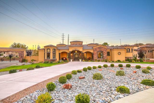 9509 Lyndale Lane NW, Albuquerque, NM 87114 (MLS #992962) :: Sandi Pressley Team