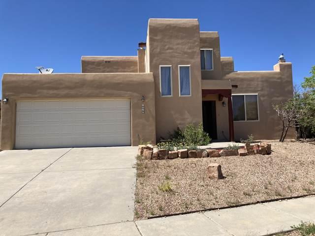 1915 Morris Place, Santa Fe, NM 87505 (MLS #993011) :: The Buchman Group