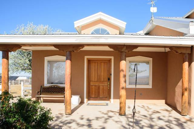 5 Yucca Lane, Moriarty, NM 87035 (MLS #993035) :: Keller Williams Realty