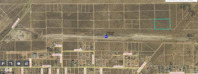 0 Air Ranch, Meadow Lake, NM 87031 (MLS #993037) :: Campbell & Campbell Real Estate Services