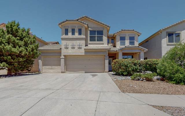 1229 Danzante Drive SE, Rio Rancho, NM 87124 (MLS #993042) :: Campbell & Campbell Real Estate Services
