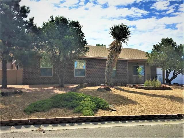 850 Bunker Road SE, Rio Rancho, NM 87124 (MLS #993197) :: The Buchman Group