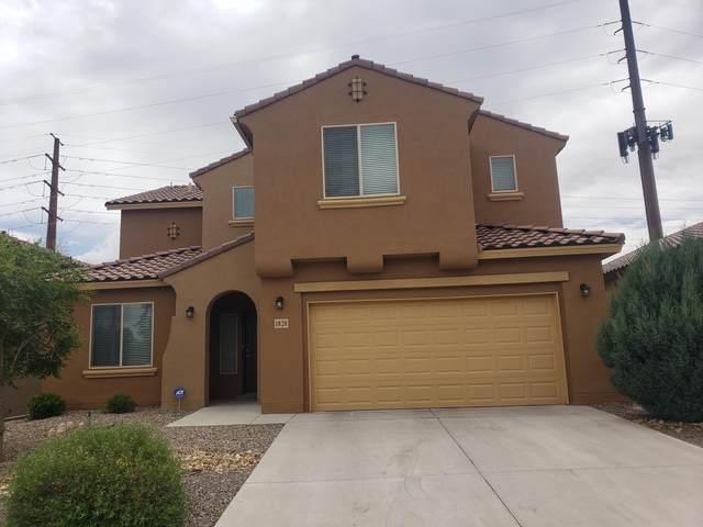 1820 Summer Breeze Drive NW, Albuquerque, NM 87120 (MLS #993255) :: Keller Williams Realty
