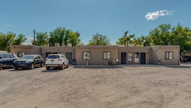 1901 Isleta Boulevard SW, Albuquerque, NM 87105 (MLS #993258) :: Berkshire Hathaway HomeServices Santa Fe Real Estate
